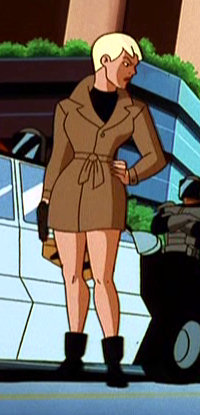 Maggie Sawyer: Without a Pants